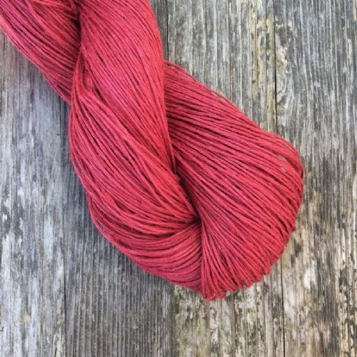 Lithuanian Linen - 10.3 Raspberry Crush